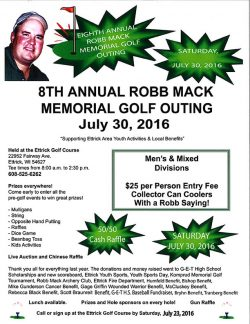 Robb Mack Memorial Golf Outing @ Ettrick Golf Course | Ettrick | Wisconsin | United States