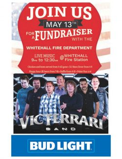 Whitehall Fire Department Fundraiser