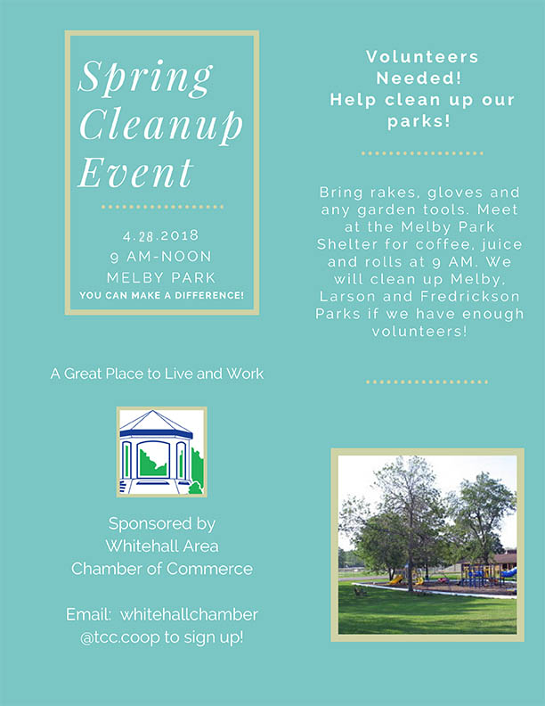 Spring Cleanup Event