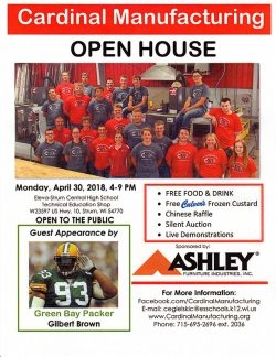 Cardinal Manufacturing Open House