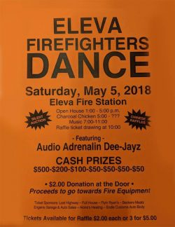 Eleva Firefighters Dance